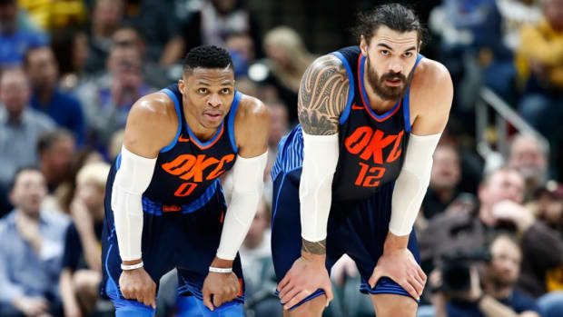 Top 10 NBA Players That Average Less Than 1 Assist Per Game