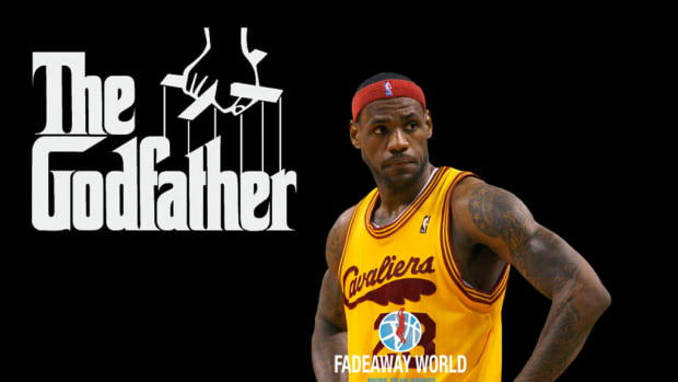 LeBron loves 'The Godfather'