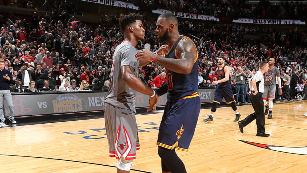 Jimmy Butler Will Push To Play For A Contender Next Season