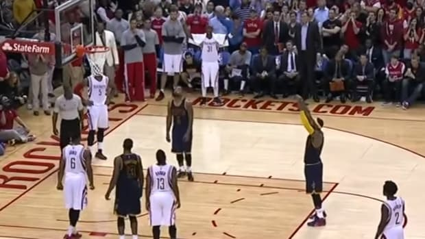 NBA Missed Clutch Free Throws