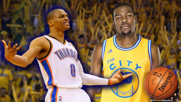 Westbrook or Durant?