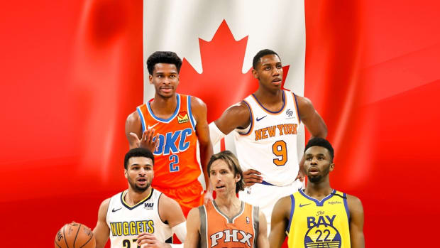 Top 10 Greatest Canadian Players In NBA History