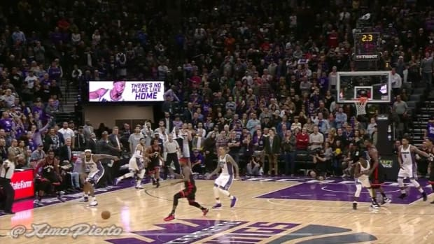 Terrence Ross Game Tying 3-Pointer Waved Off vs Kings