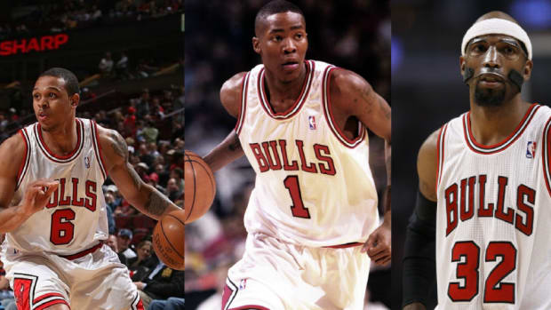 Top 10 NBA Players You Forgot Played For The Chicago Bulls