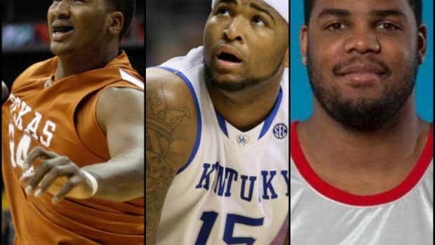 Top 20 Players With The Highest Body Fat Percentage At The Draft Combine This Century