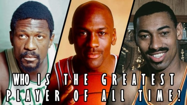 Jordan, Wilt and Russell Discuss Who The Greatest Player Ever Is
