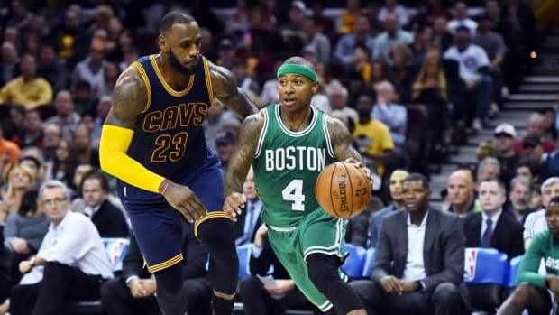 The Boston Celtics: The New Kings Of The East?