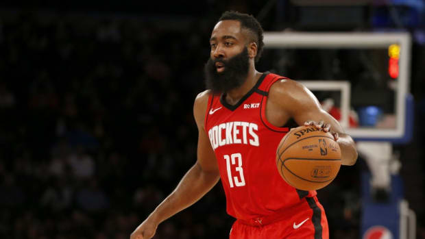 Top Possible Trade Destinations for James Harden