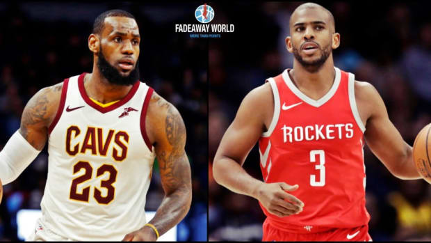 5 Perfect Superstars To Play Together With LeBron James