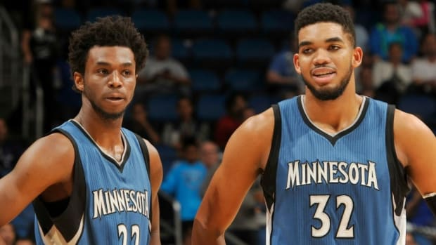 The Worst Defensive Duo In The NBA