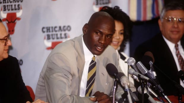 What if Michael Jordan Had Never Retired (The First Two Times)?