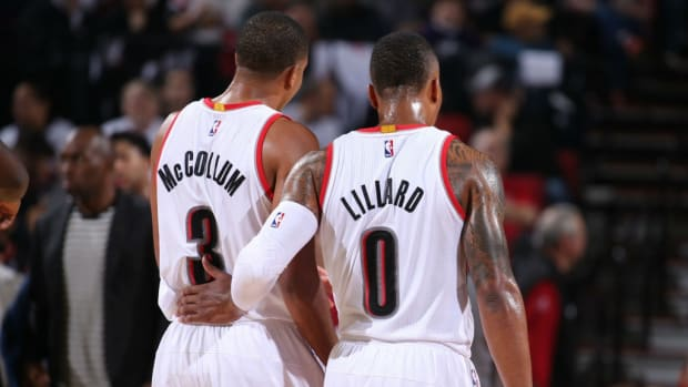 Portland Trail Blazers Overrated