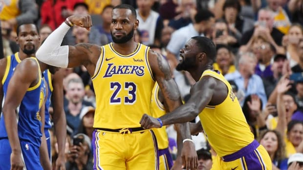 lebron-lakers-warriors-preseason