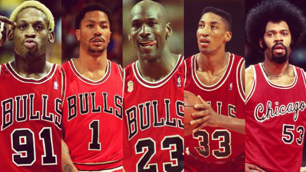 All-Time Starting Five for Every NBA Franchise