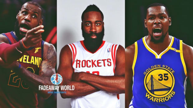 NBA Weekly MVP Power Rankings: James Harden Keeps Climbing Up The Ladder