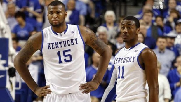 Could John Wall reunite with DeMarcus Cousins in the NBA?