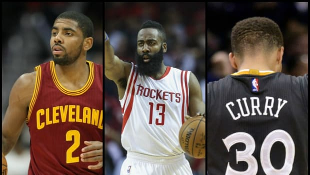 Top 10 Teams That Relied the Most on 3's in 2016-17