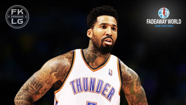 wilson chandler nba trade rumors