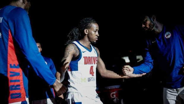 """Kenneth """"Speedy"""" Smith And The Long Road To The NBA"""