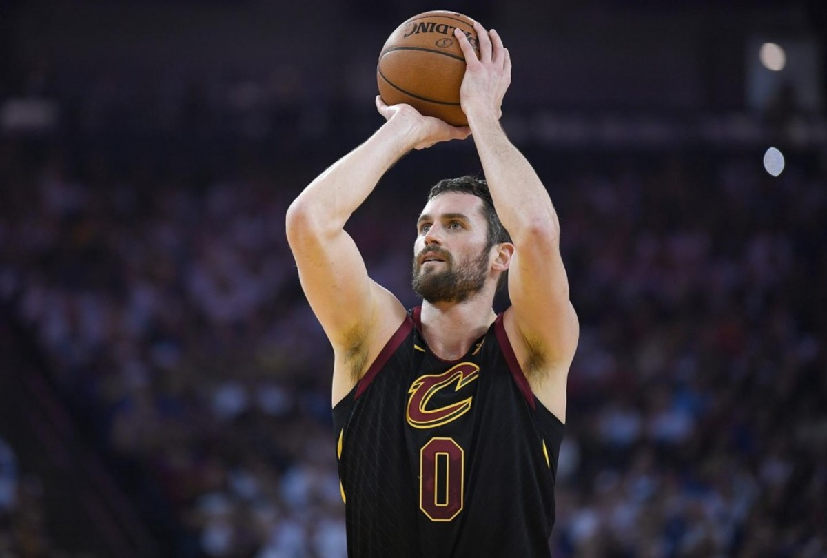 Nobody Knows What To Think About Kevin Love's Latest Comments About The Cavaliers