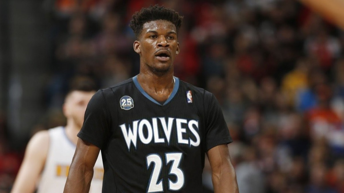 jimmy butler wolve