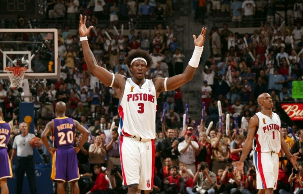 Ben Wallace: The Undrafted Superstar