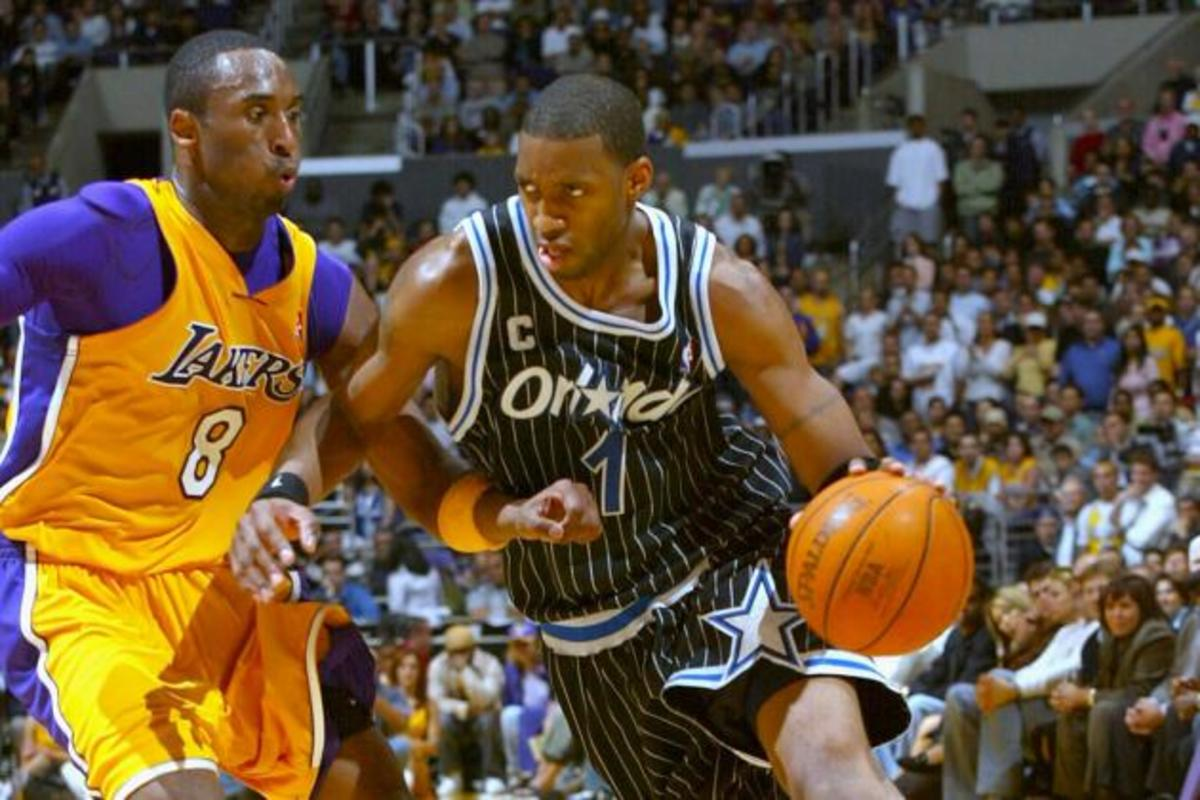 Kobe Bryant vs. Tracy McGrady