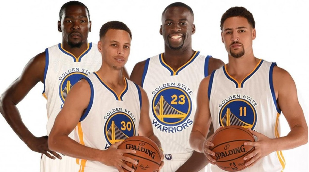 Golden State Warriors 2016-17