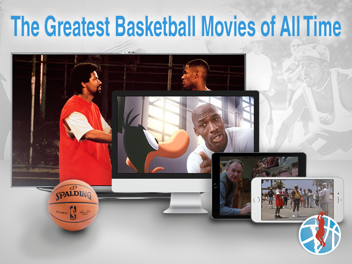 The 20 Greatest Basketball Movies of All Times Of All Time