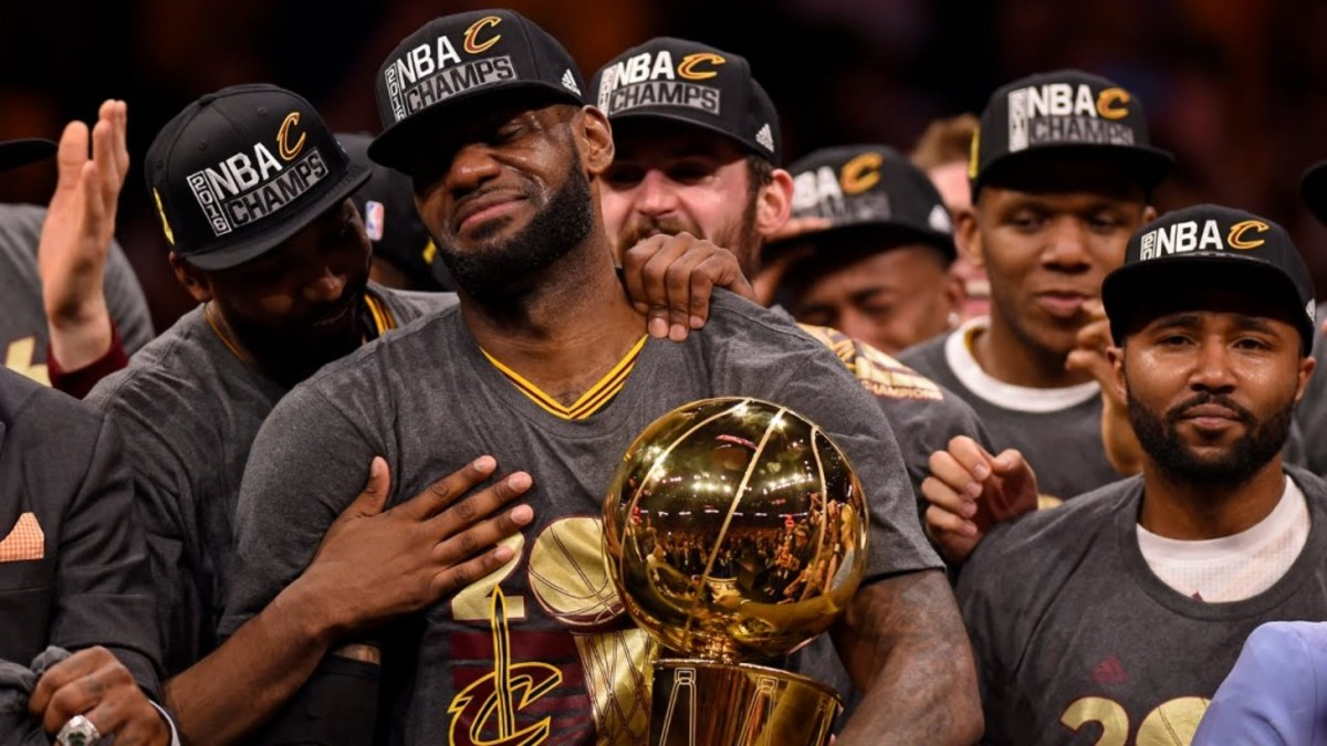 Cleveland Cavaliers 2017 NBA Champions