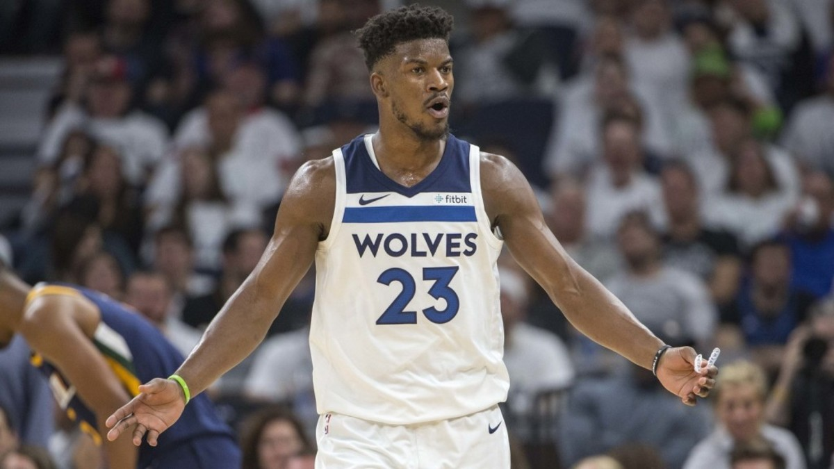 2017-18 NBA MVP Power Rankings: Jimmy Butler Biggest Mover In MVP Rankings 1
