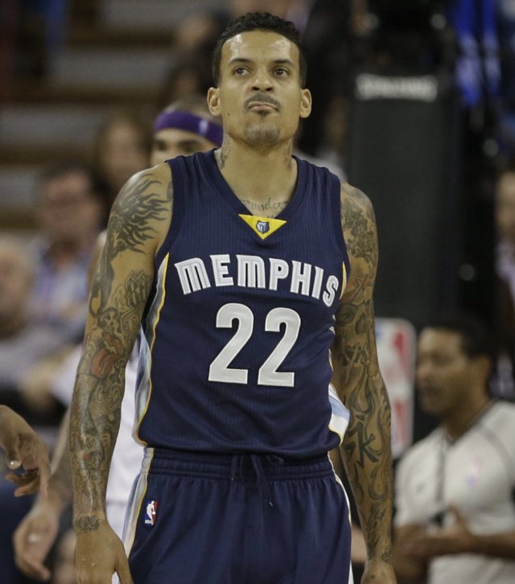 Can You Remember NBA Players Without Tattoos?