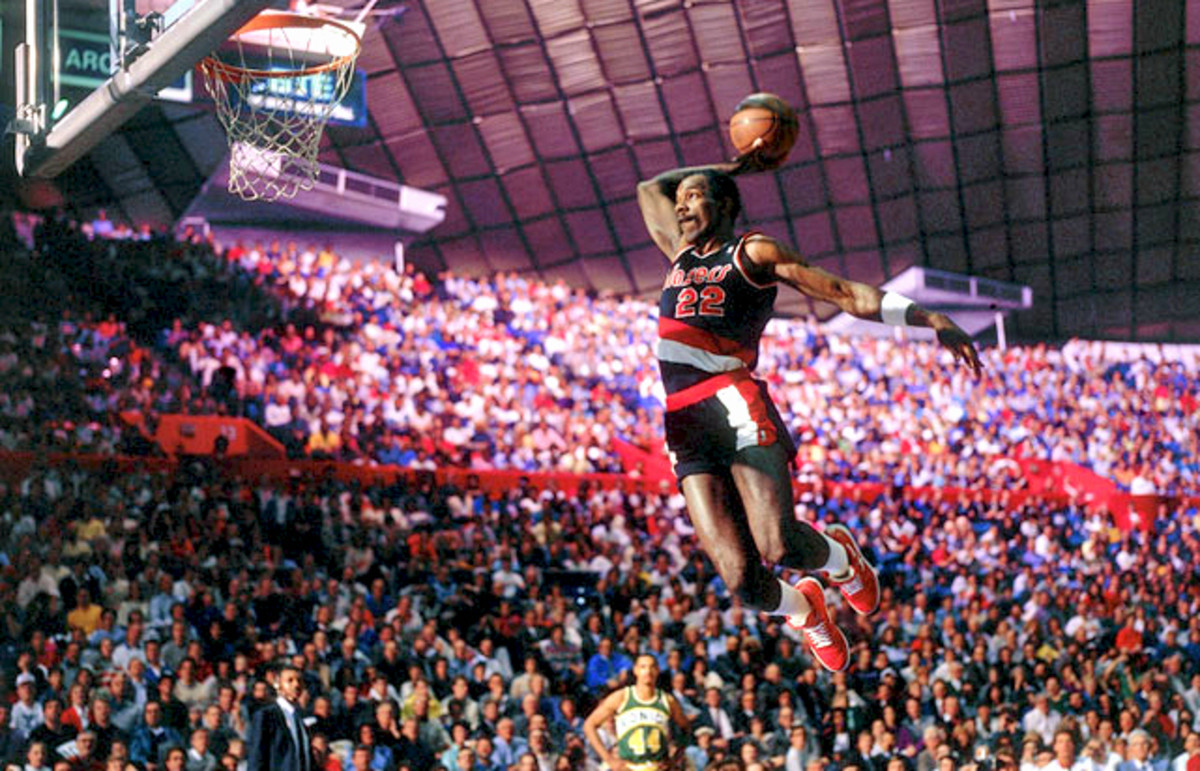 The Unorthodox Greatness of Clyde Drexler