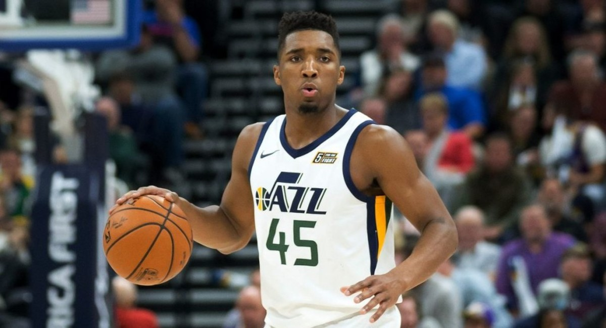 NBA Rookie Power Rankings: Donovan Mitchell Pushing Ben Simmons Atop Of The Rankings