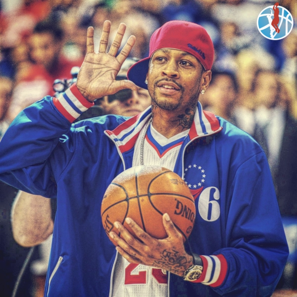 Allen Iverson Hall of Fame