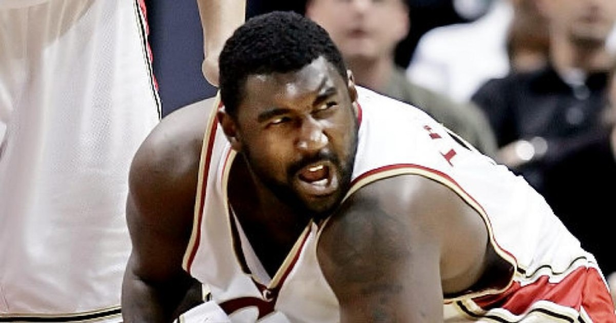 Top 20 Fattest NBA Players Of All Time