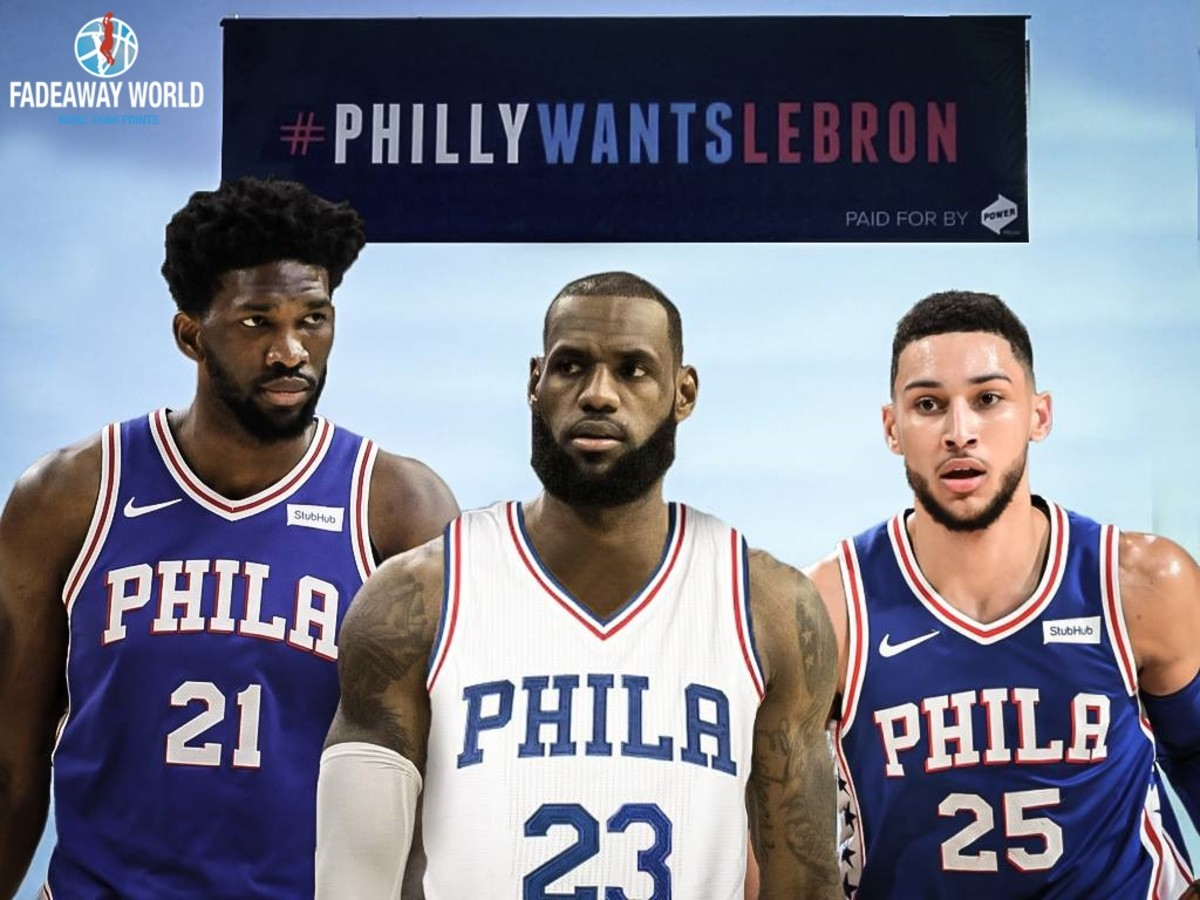 Image result for lebron in philly