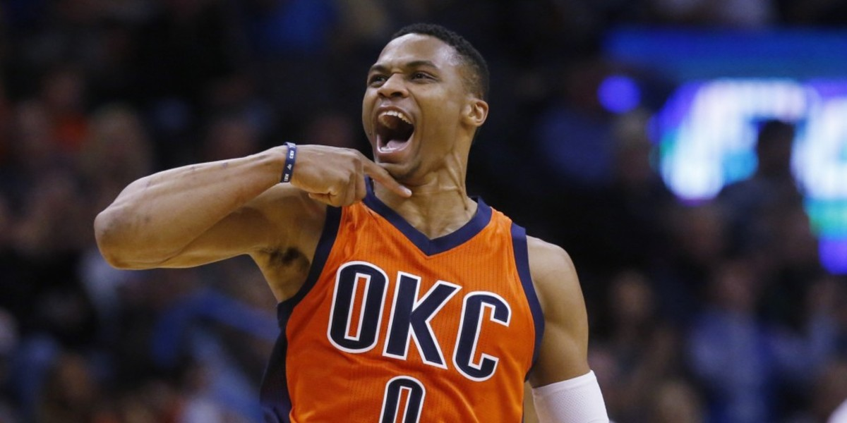 Russell Westbrook inks 10-year extension with Jordan Brand