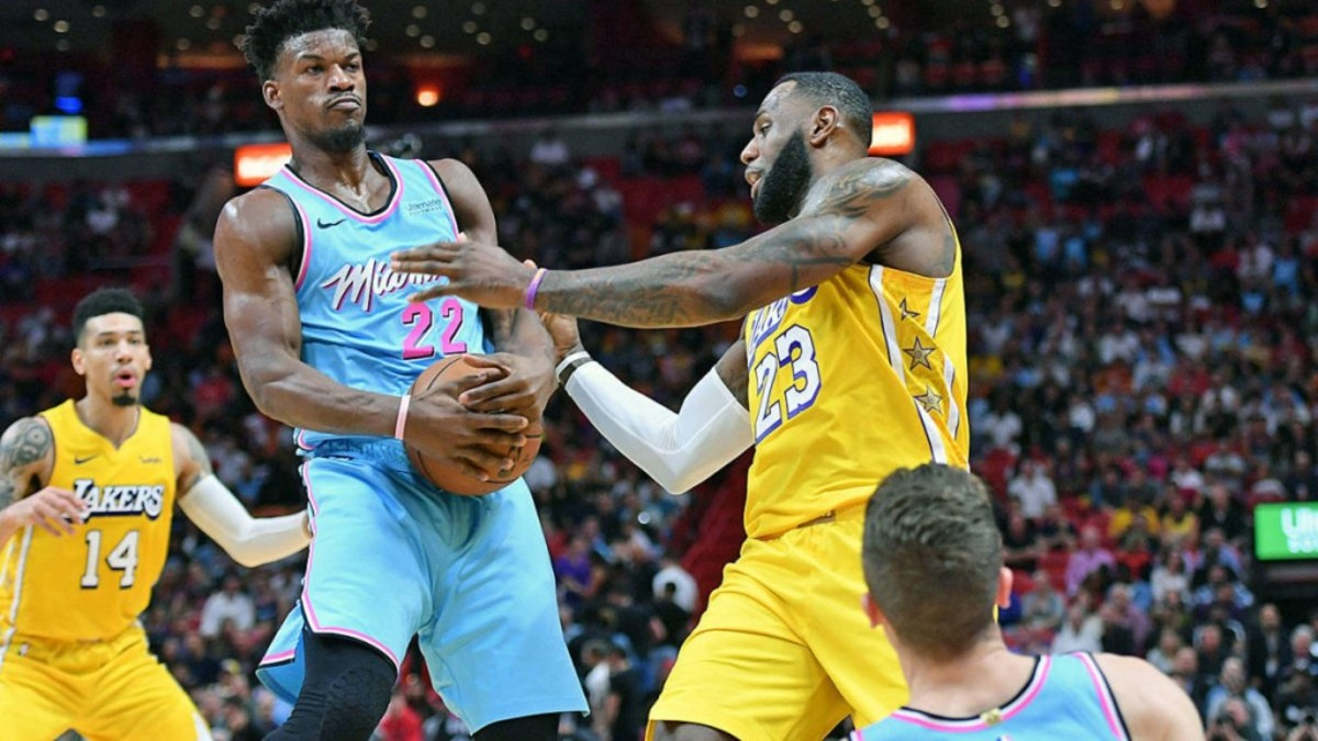 The 2020 NBA Finals Are Set: Miami Heat vs. Los Angeles Lakers
