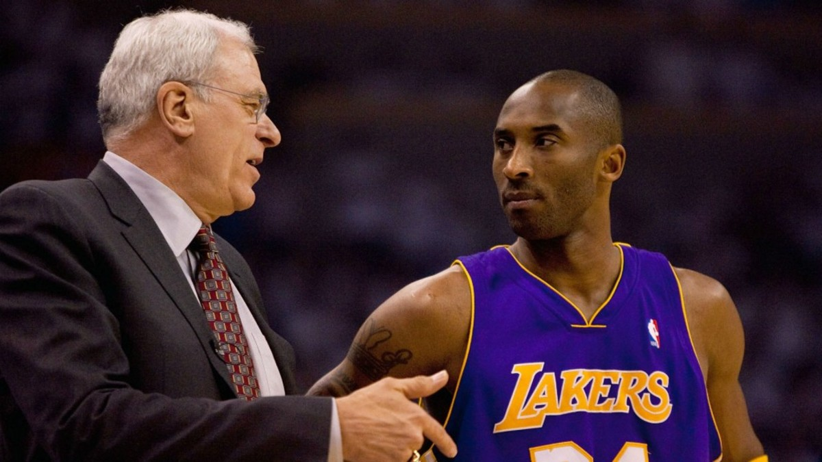 Kobe Bryant shares his opinion about Carmelo Anthony and Phil Jackson