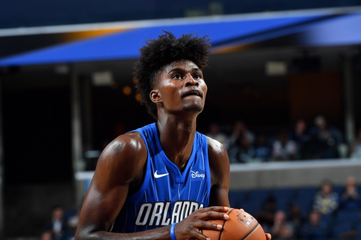 Jonathan Isaac Orlando Magic
