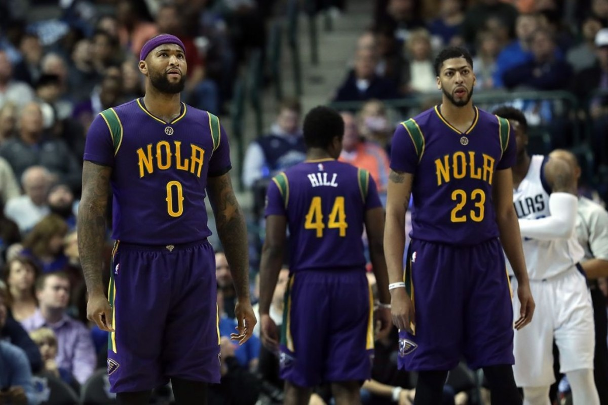 The New Orleans Pelicans Have A Big Problem With Their Starting Lineup