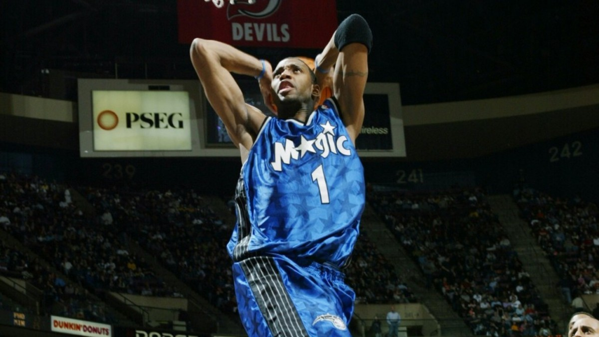 Tracy McGrady Makes A Return To The Orlando | Fadeaway World