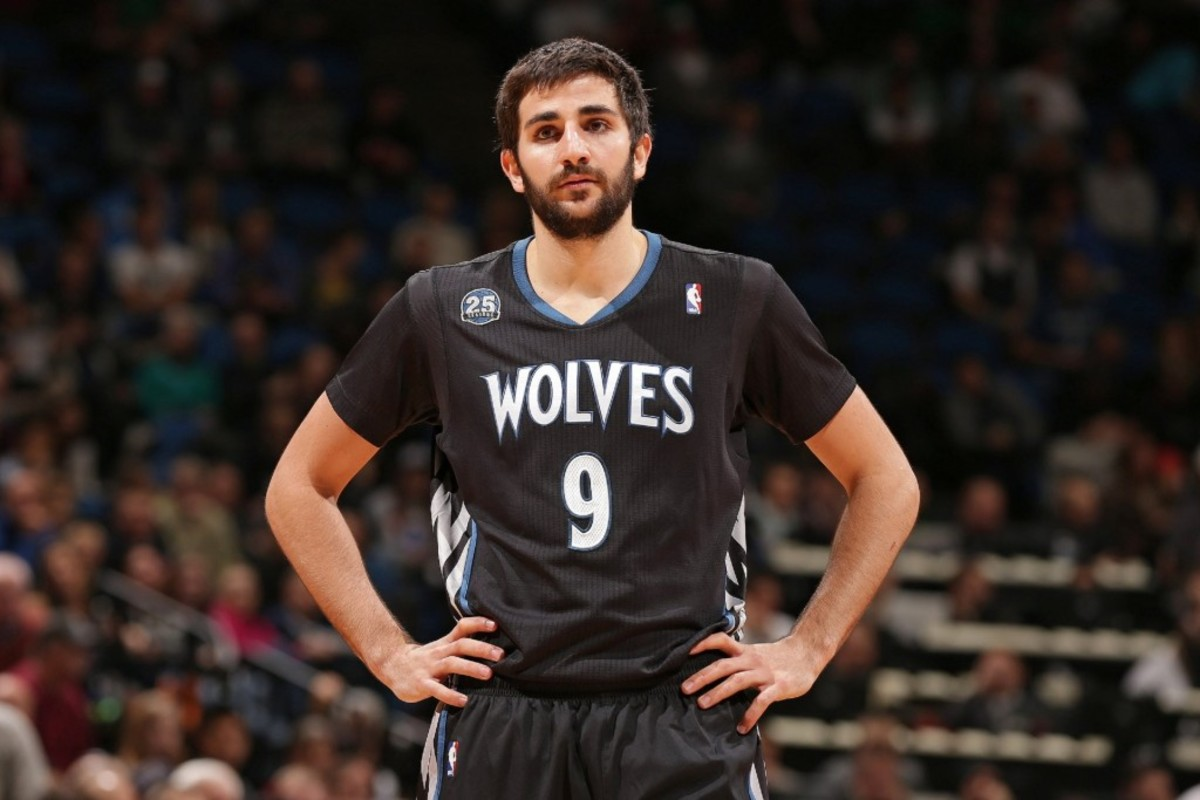 Ricky Rubio NBA Trade Rumors