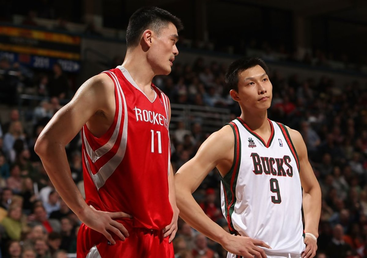 Top 10 Best Players From Asia Who Played In The NBA