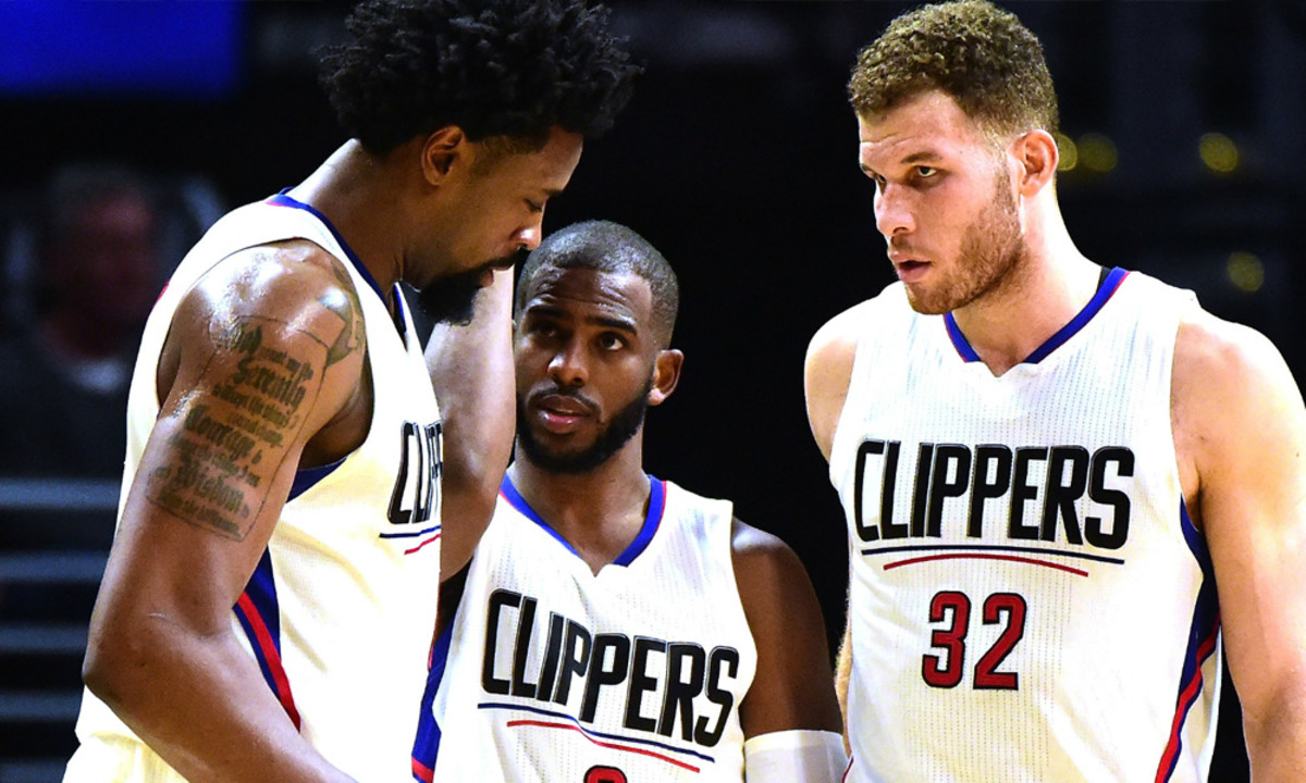 Los Angeles Clippers 2017