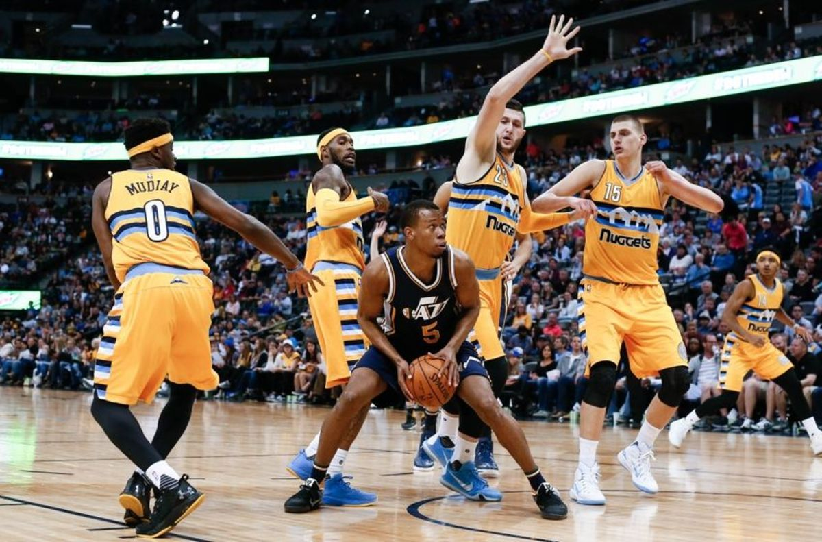 Denver Nuggets 2017