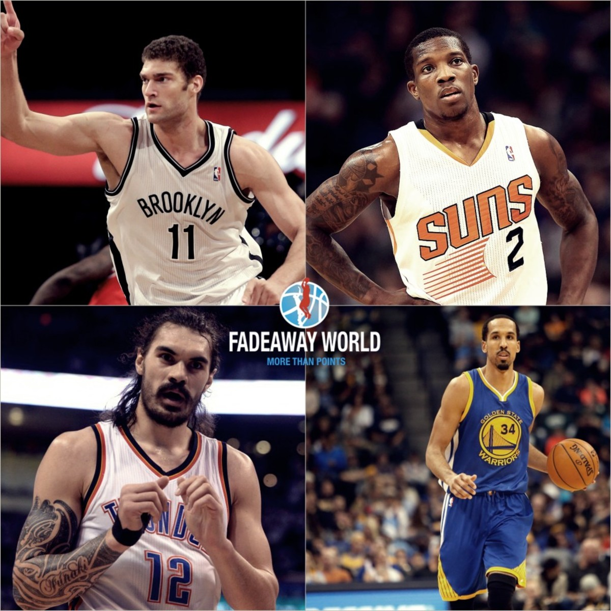 Underrated NBA players