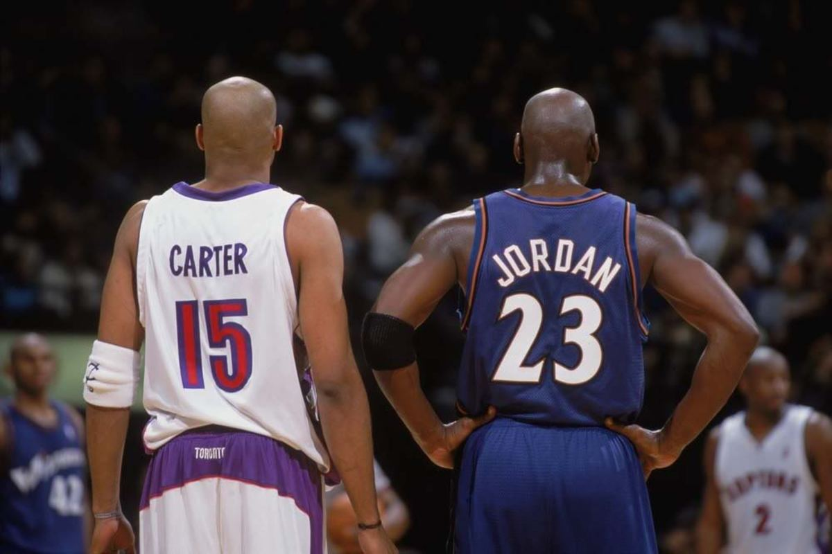 Michael Jordan vs. Vince Carter