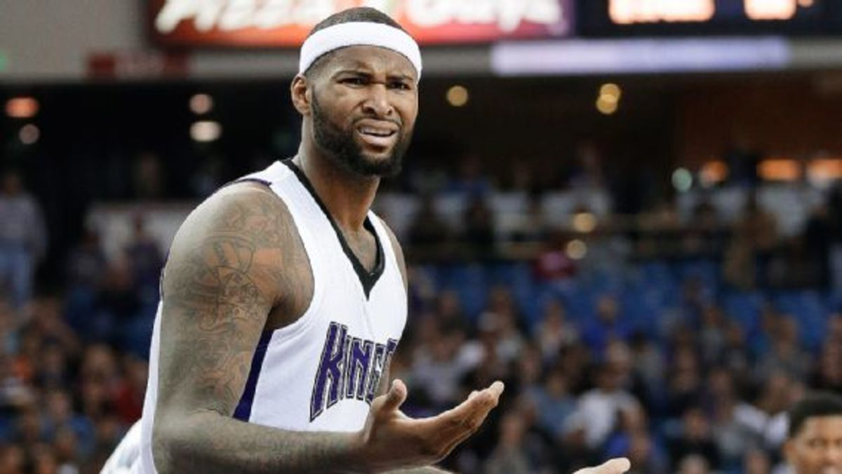 NBA Trade Rumors DeMarcus Cousins
